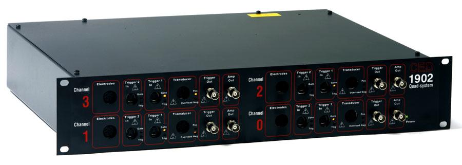 Quad-channel 1902 pre-amplifier
