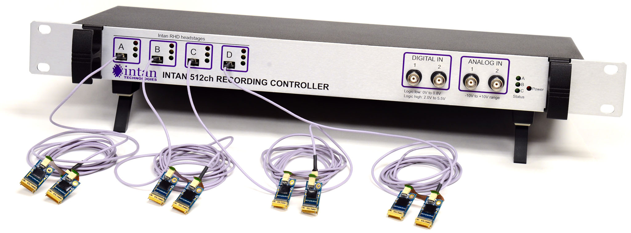 Intan Recording Controller
