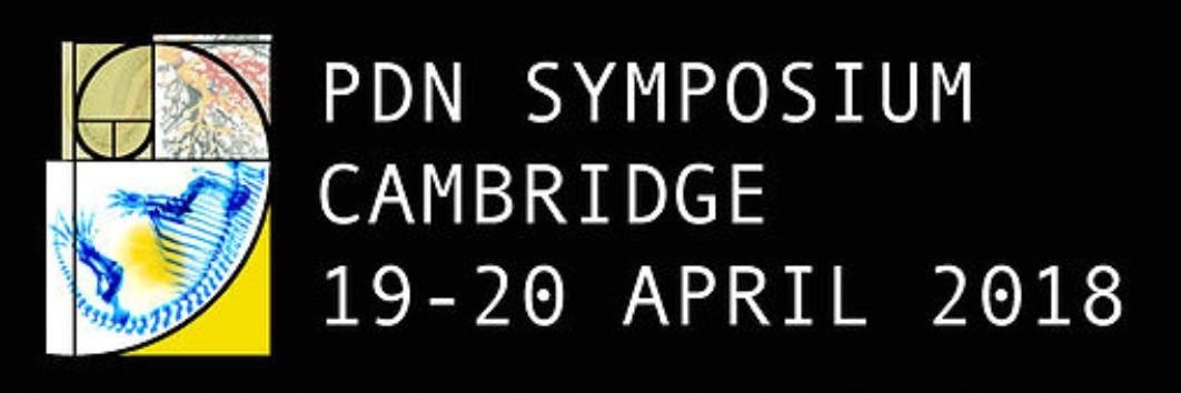 PDN Symposium 2018