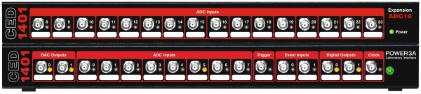 ADC16 : sets of 16 more waveform inputs 4001-3